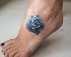 Top Foot Tattoo