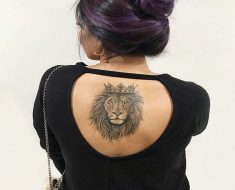 Top Leo Tattoo
