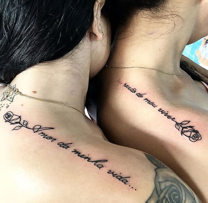 Top 30 Letters Tattoos | Perfect Letters Tattoo Designs & Ideas