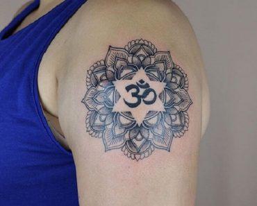 Top Om Tattoo