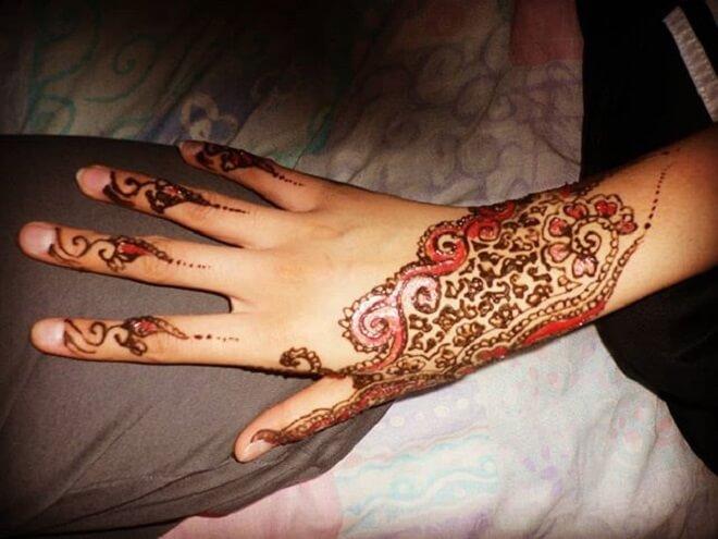 Weddings Temporary Tattoo