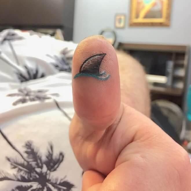 Best Thumb Tattoo