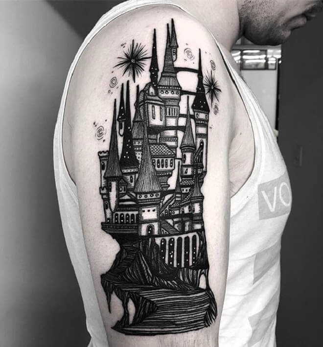 Black Castle Tattoo