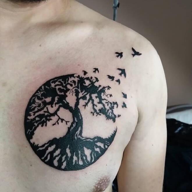 Black Tattoo for Men