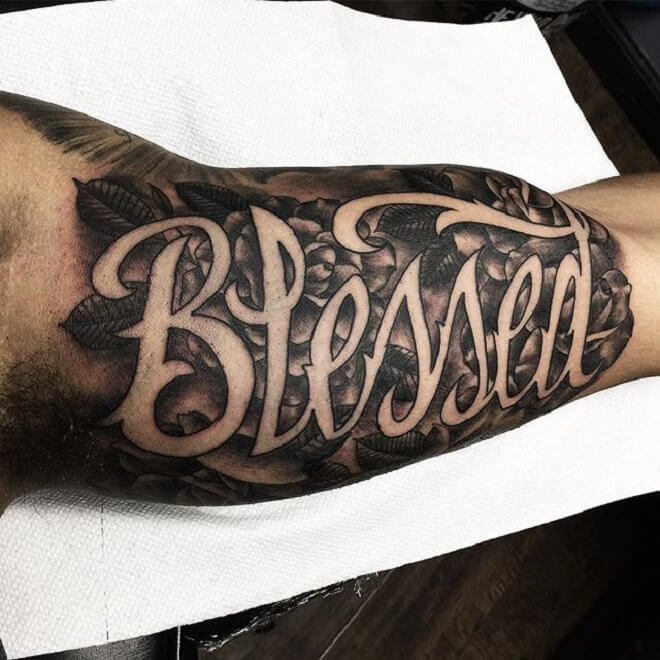 Body Blessed Tattoo
