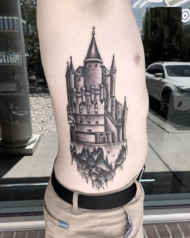Castle Tattoo Meanings