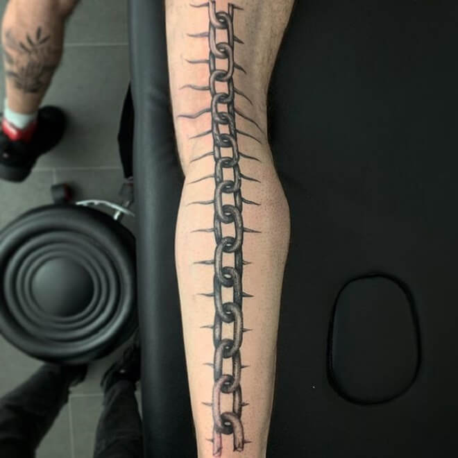 Chain Tattoos