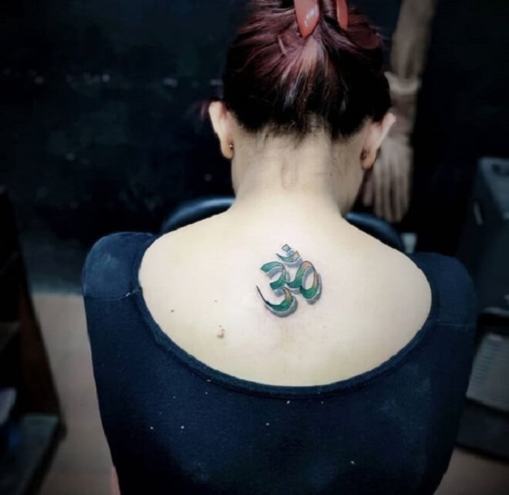 Top 30 Upper Back Tattoos