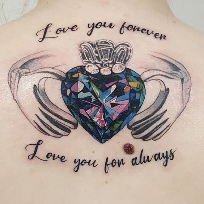 Quotes Claddagh Tattoo