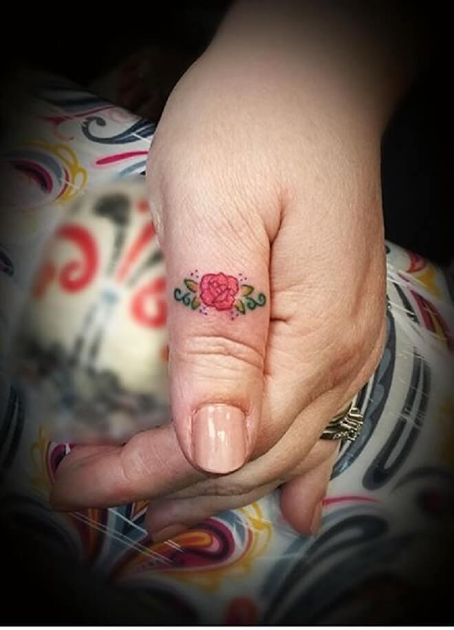 Small Thumb Tattoo
