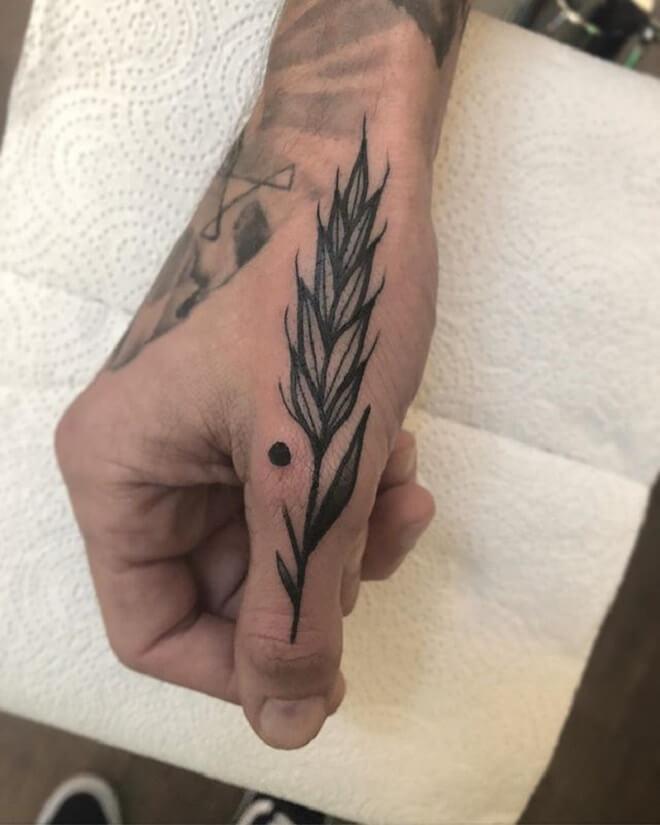 Thumb Tattoo Designs