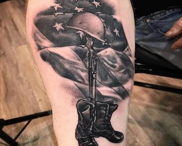 Top Patriotic Tattoo