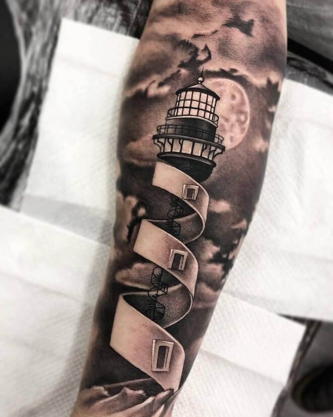 Amazing Art Work Tattoos
