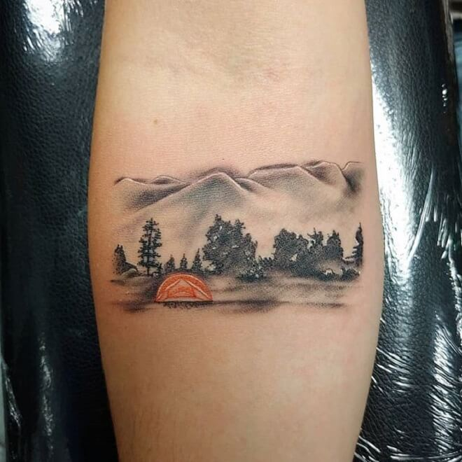 Amazing Simple Arm Tattoos