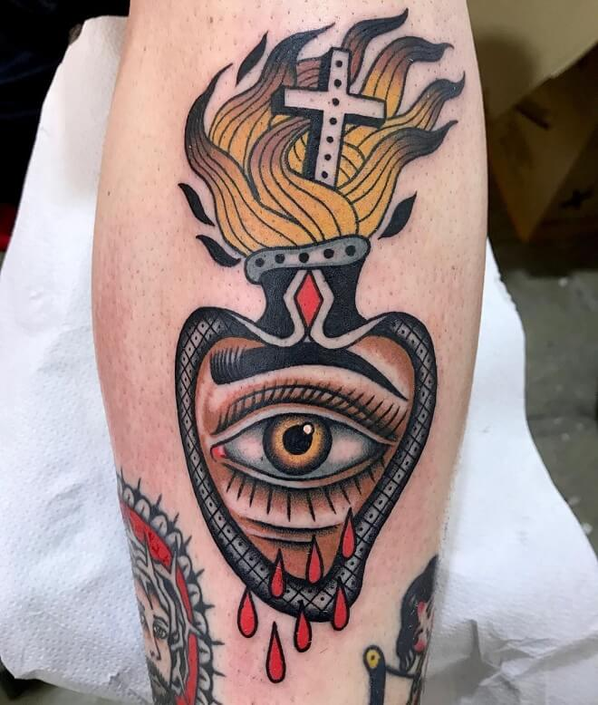 American Traditional Tattoo