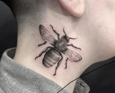 Bee Tattoo for Men