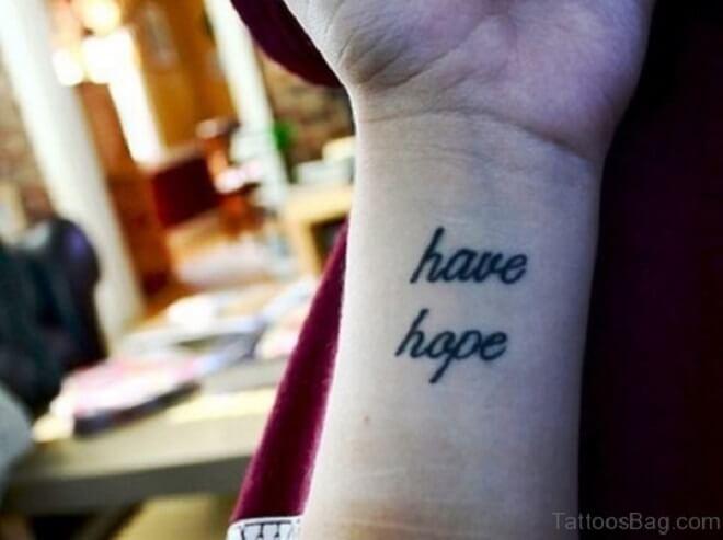 Best Hope Tattoo