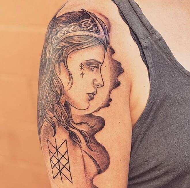 Best Valkyrie Tattoo