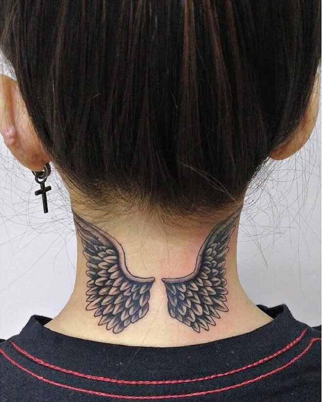 Best Wing Tattoo