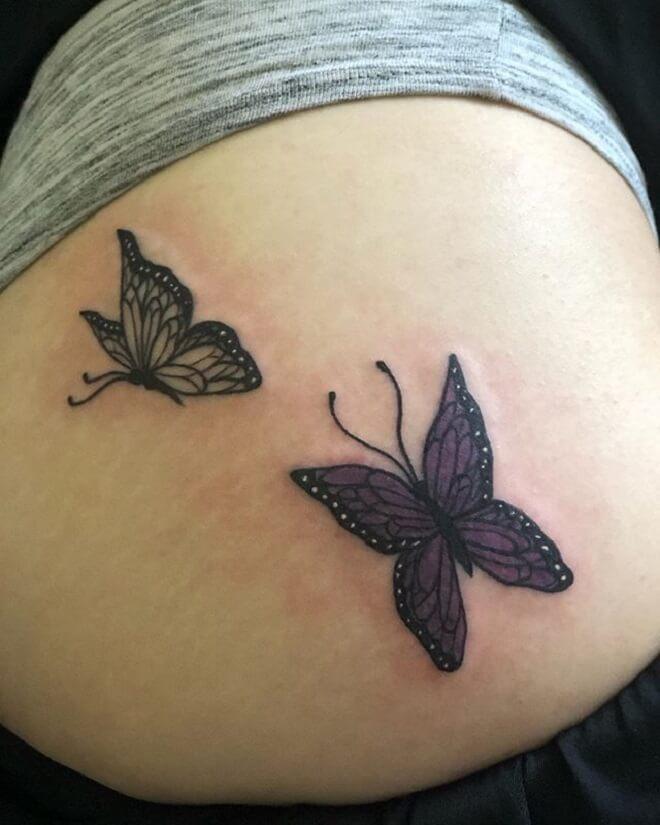 Top 30 Butt Tattoos | Amazing Butt Tattoo Designs & Ideas