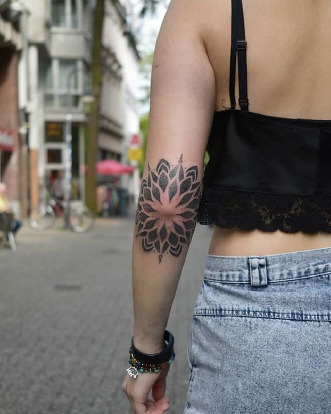 Geometry Tattoo