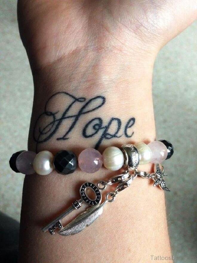 Hope Tattoo Art