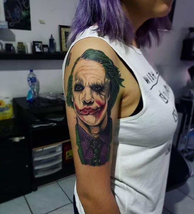 Caitiecroft Is A Real Joker