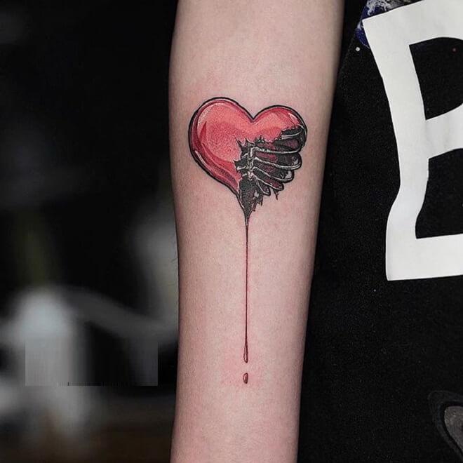 Love Tattoo Artist