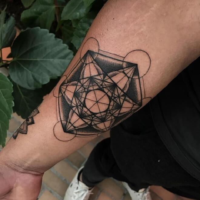Sacred Geometry Tattoo Artist