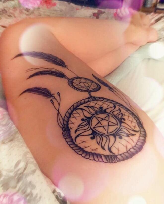 Top 30 Supernatural Tattoos | Amazing Supernatural Tattoo
