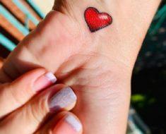 Top Love Tattoo