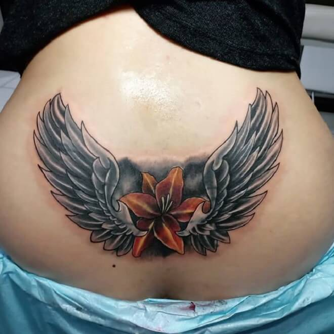 Wing Tattoo Ideas